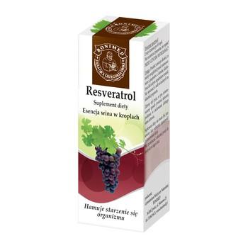 Resveratrol, krople, 20 ml