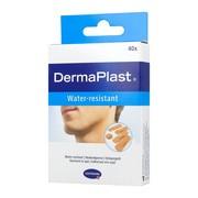 Dermaplast Water-resistant, plastry, 5 rozmiarów, 40 szt.