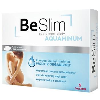 Be Slim Aquaminum, tabletki, 30 szt.