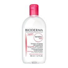 Bioderma Sensibio H2O, płyn micelarny do oczyszczania twarzy i demakijażu, 500 ml