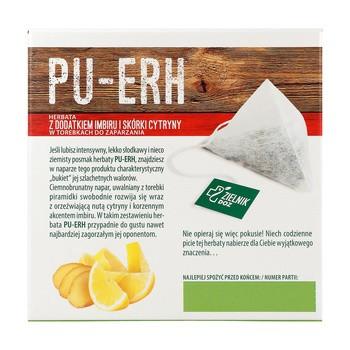 ZIELNIK DOZ Herbata PU-ERH, 1,8 g, 20 saszetek