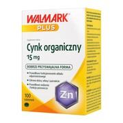 Cynk, 15 mg, tabletki, 100 szt. (Walmark)