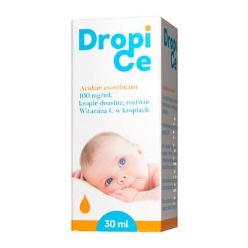 DropiCe, 100 mg/ml, krople doustne, 30 ml
