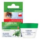 FlosLek Laboratorium Pielęgnacja Oczu, żel ze świetlikiem lekarskim i aloesem, 10 g