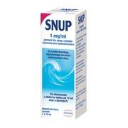 Snup, 1 mg/ml, aerozol do nosa, 10 ml