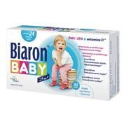 Biaron Baby 24 m+, krople wyciskane z kapsułki (twist-off), 30 szt.