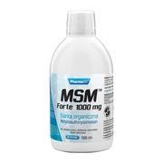 Pharmovit MSM Forte 1000 mg, płyn, 500 ml