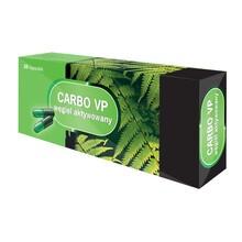 Carbo VP węgiel aktywowany, kapsułki, 20 szt.