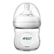 Avent Natural, butelka dla noworodków i niemowląt, 125 ml, 1 szt.