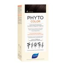 Phyto Color, farba do włosów, 4 kasztan, 1opakowanie