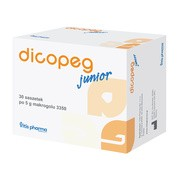 Dicopeg Junior, proszek, 30 saszetek