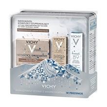 Zestaw Promocyjny Vichy Neovadiol, Kompleks Uzupełniający, krem do skóry suchej, 50 ml + Mineral 89, codzienny booster, 10 ml GRATIS + Kompleks Uzupełniający, krem na noc, 3 ml GRATIS