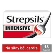 Strepsils Intensive, tabletki do ssania, 16 szt.
