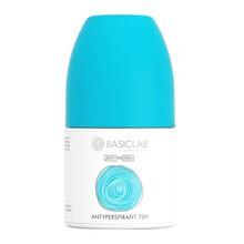 BasicLab AntiPerspiris, antyperspirant 72h, 60 ml