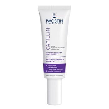 Iwostin Capillin, serum przeciwzmarszczkowe na naczynka, 40 ml