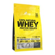 Olimp 100% Natural Whey Protein Isolate, proszek, 600 g