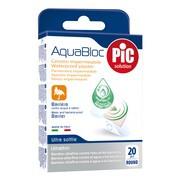 PiC Aquabloc, plastry, okrągłe, 20 szt.