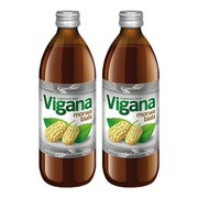 Zestaw Promocyjny Vigana Morwa Biała, sok, 500 ml x 2 opakowania