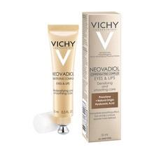 Vichy Neovadiol Gf Contours, krem wygładzający skórę wokół oczu i ust, 15 ml