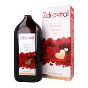 Zdrovital, tonik wzmacniający, płyn doustny, 900 ml