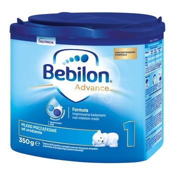 Bebilon 1 Pronutra-Advance, mleko początkowe, proszek, 350 g