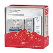 Zestaw Promocyjny Vichy Liftactiv Supreme, krem na dzień, skóra normalna i mieszana, 50 ml + Mineral 89, codzienny booster, 10 ml GRATIS + serum 10, 3 ml GRATIS