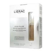 Lierac Cica-Filler, przeciwzmarszczkowe serum regenerujące, 3 x 10ml