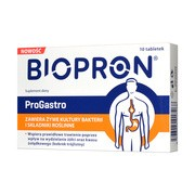 Biopron ProGastro, tabletki, 10 szt.