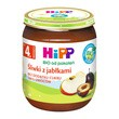 HiPP BIO, śliwki z jabłkami, po 4. miesiącu, 125 g