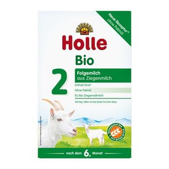 Holle Mleko kozie 2 BIO, w proszku, 6 m+, 400 g