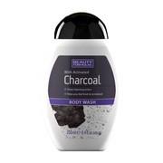 Beauty Formulas, żel do mycia ciała z aktywnym węglem, 250 ml