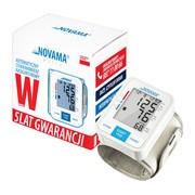 Ciśnieniomierz Novama White W,  automatyczny, nadgarstkowy, 1 szt.