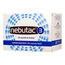 Nebutac 3, roztwór do inhalacji, hipertoniczny, 3% NaCl, 4 ml, 30 amp