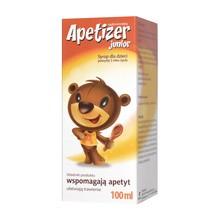 Apetizer Junior, syrop dla dzieci, 100 ml