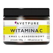 AvetPure Witamina C, proszek, 100 g