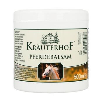 Krauterhof, chłodząca maść końska, 500 ml