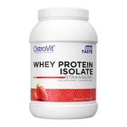 OstroVit Whey Protein Isolate, smak truskawkowy, proszek, 700 g