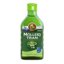 Mollers Tran Norweski, aromat jabłkowy, 250 ml