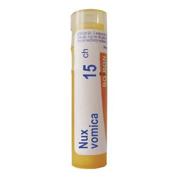 Boiron Nux vomica, 15CH, granulki, 4 g