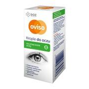 DOZ PRODUCT Oviso, krople do oczu, na zmęczone oczy, 10 ml