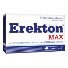 Olimp Erekton MAX, tabletki powlekane, 8 szt.