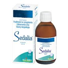 Boiron Sedalia, syrop homeopatyczny, 200 ml