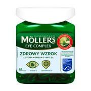 Moller`s Eye Complex, kapsułki, 60 szt.