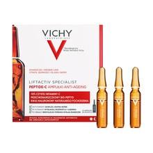 Vichy Liftactiv Specialist Peptide-C, skoncentrowana kuracja przeciwzmarszczkowa z witaminą C, 10 ampułek x 1,8 ml