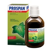 Prospan, (35 mg/5 ml), syrop, 200 ml