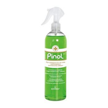 Pinol, płyn pielęgnujący do ciała zapobiegający odleżynom, 500 ml