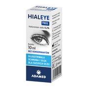 Hialeye Free 0,2%, 10 ml