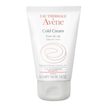 Avene Eau Thermale Cold Cream, krem do rąk, 50 ml
