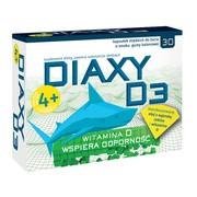 Diaxy D3, kapsułki do żucia, 30 szt.