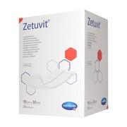Zetuvit, kompresy jałowe, 10 x 10 cm, 25 szt.
